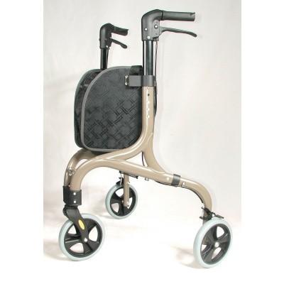 Ultra lichtgewicht 3 wiel rollator 5 kg