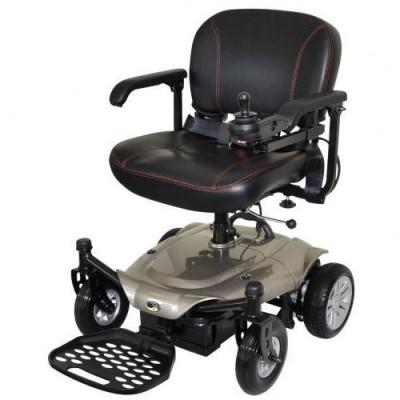 Foto van Elektrische rolstoel Kymco K-Chair champagne
