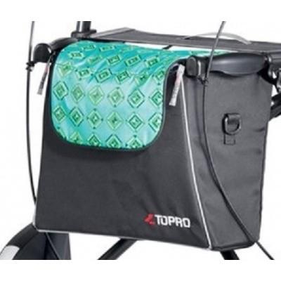 Rollator tas voor Troja Classic en 2G (groen)