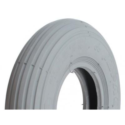 Buitenband 200x50mm (8x2 inch) Grijs