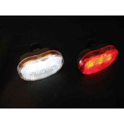Rollator Verlichting LED (voor en achter)