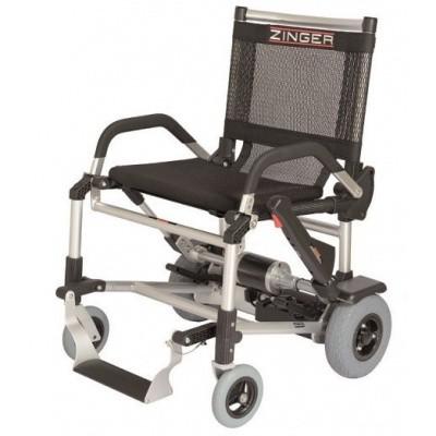 Opvouwbare Elektrische rolstoel Zinger