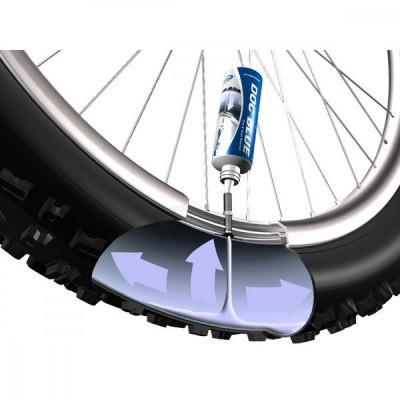 Anti lek behandeling voor luchtbanden (4 wielen)