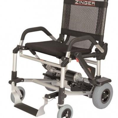 Foto van Opvouwbare Elektrische rolstoel Zinger Zinger