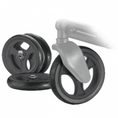 Foto van Topro rollator wielen set 2G