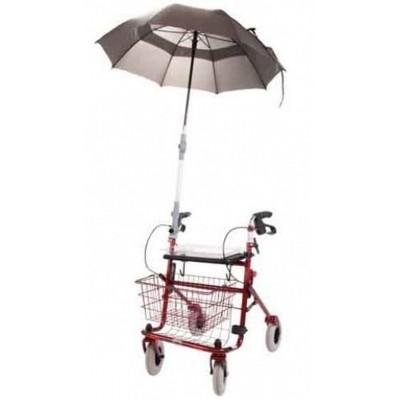 Rolstoel en Rollator paraplu