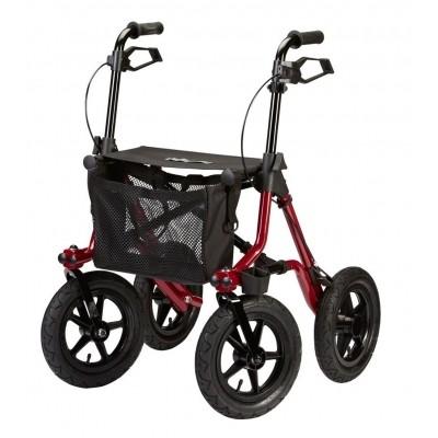 Lichtgewicht rollator Taima XC outdoor