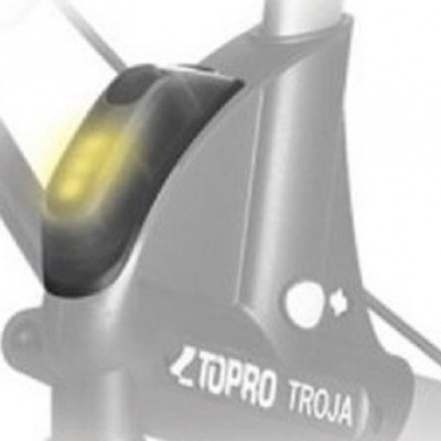 Led verlichting met val alarm Troja 2G
