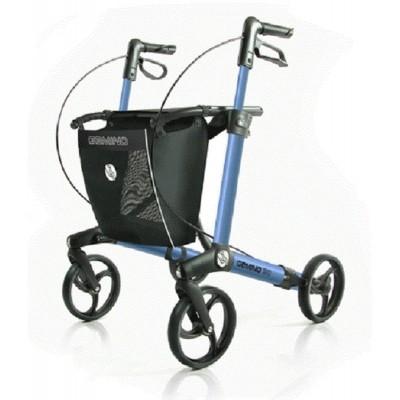Lichtgewicht rollator Gemino 30 Blauw