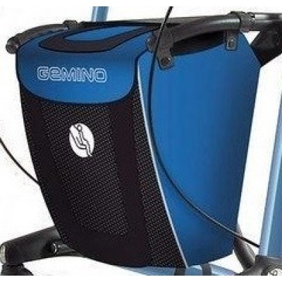 Foto van Rollator tas voor Gemino 30+30M blauw