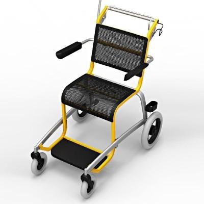 Transportstoel Mobby nestelbaar