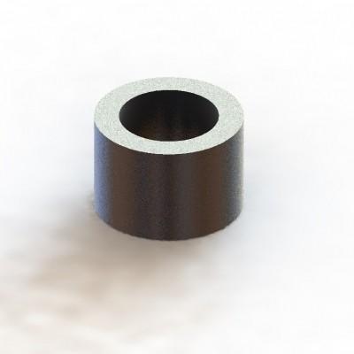 Naaflengte 45mm