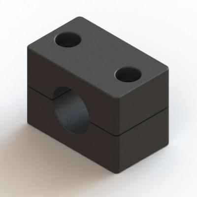25mm Stang bevestiging