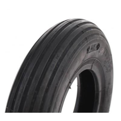 Buitenband 200x50mm (8x2 inch) zwart