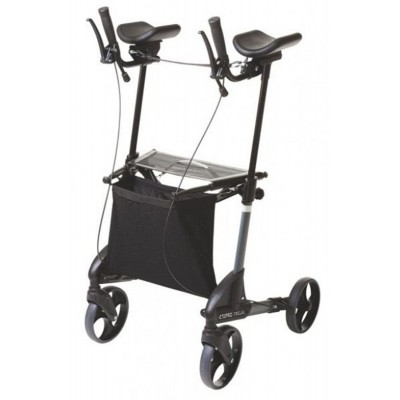 Rollator Troja walker met onderarmschalen Medium