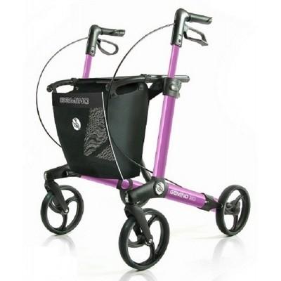 Lichtgewicht rollator Gemino 30 Pink