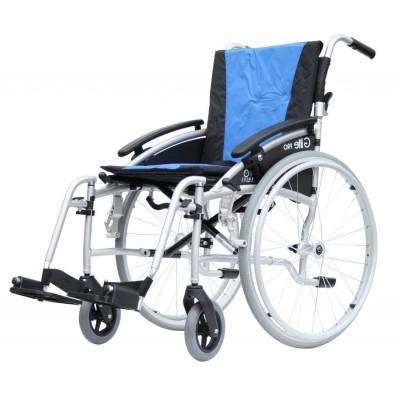 Foto van Small Ultra Light rolstoel Excel G Lite 24 (zitbreedte 40cm)