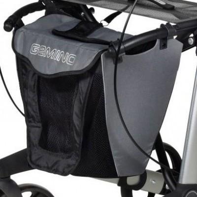 Foto van Rollator tas voor Gemino 30+30M grijs
