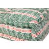 Afbeelding van Lounge Matras Marokko Groen,Rood 80x80x15