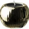 Bild von Teelichthalter Set 3 Stück Gold