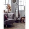Afbeelding van Elliot Lounge Chair Brown Polyester