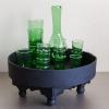 Afbeelding van Vaas Gerecycled Glas 20CM Groen incline