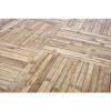 Bild von Enige eettafel Natuur Bamboe