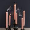 Bild von Dinner Candle Taupe XL