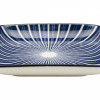 Afbeelding van Schaal vierkant Stripes 125x125cm - Out of the Blue
