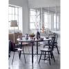 Bild von Gilli Dining Chair Black Rubberwood