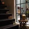 Bild von Teelichthalter Ø12xh11cm grün