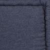 Bild von Lounge Matratze Marokko Jeans blau 80x80x15