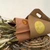 Bild von Karton Getrocknete Tasche