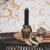 Bild von Handgranat-Kerzenständer - Gold