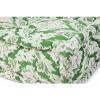 Afbeelding van Lounge Matras Marokko Groen 120x30x15