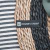 Bild von Seegrass-Kleid Ø80 cm-schwarzes Streifen-Hausvitamin