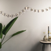 Bild von Buchstabenlicht Pendel 20 LEDs