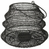 Afbeelding van Opvouwbaar windlicht ø20x15cm Zwart