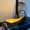 Bild von Teelichthalter - Taupe