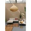 Afbeelding van Lounge Matras Naturel Bruin 80x80x15