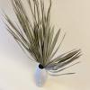 Bild von Palmblatt White Frosted - 2 Stück