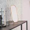 Afbeelding van Spiegel Achthoekig Goud -30x20x1cm