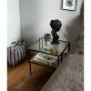 Afbeelding van Reso Lang Pot, M, Zwart / Wit