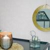 Afbeelding van Spiegel Rond Goud - 32x32x2cm