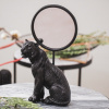 Bild von Tiger Mirror-Black-4x17x25cm