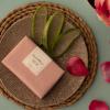 Afbeelding van Roze Klei Zeep