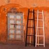 Afbeelding van Luxe Ladder Naturel Naturel L