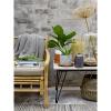Bild von Mundo koffietafel grijs beton