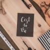 Afbeelding van Quote Kaart C'est la Vie -A6