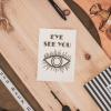 Afbeelding van Kaart Eye See You-A6